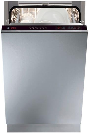 45cm integrated slimline dishwasher