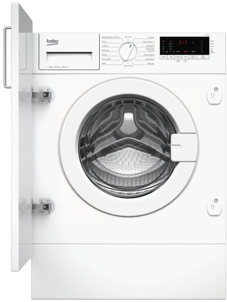 Integrated Washing Machine