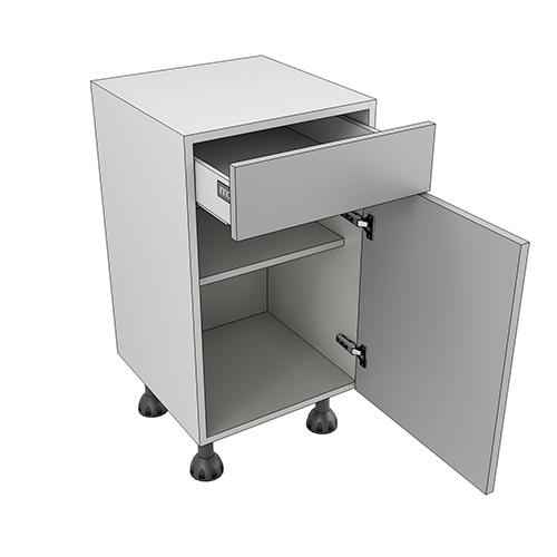 450mm deep kitchen cabinets 1mm Slimline Base Unit - Drawerline - 1mm deep