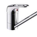 Franke - Top Lever Tap (Chrome) *