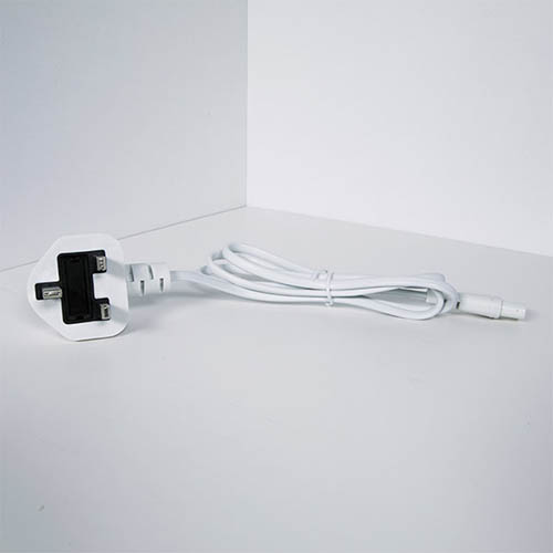 LED lighting mains plug