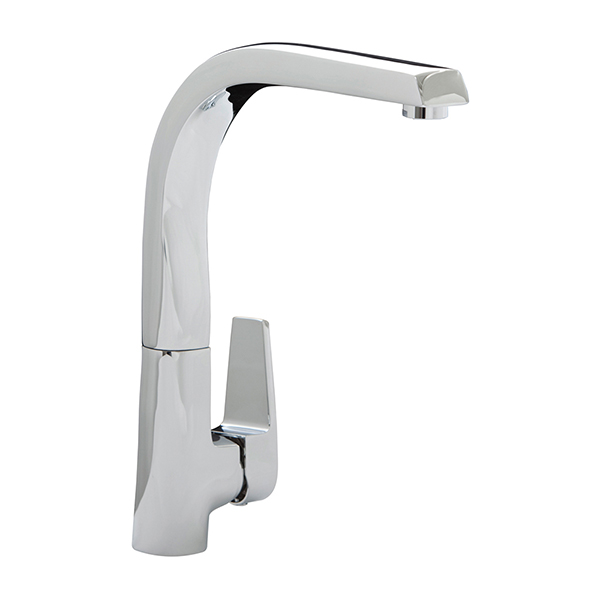 CDA - TV5CH - Contemporary side single lever tap, chrome