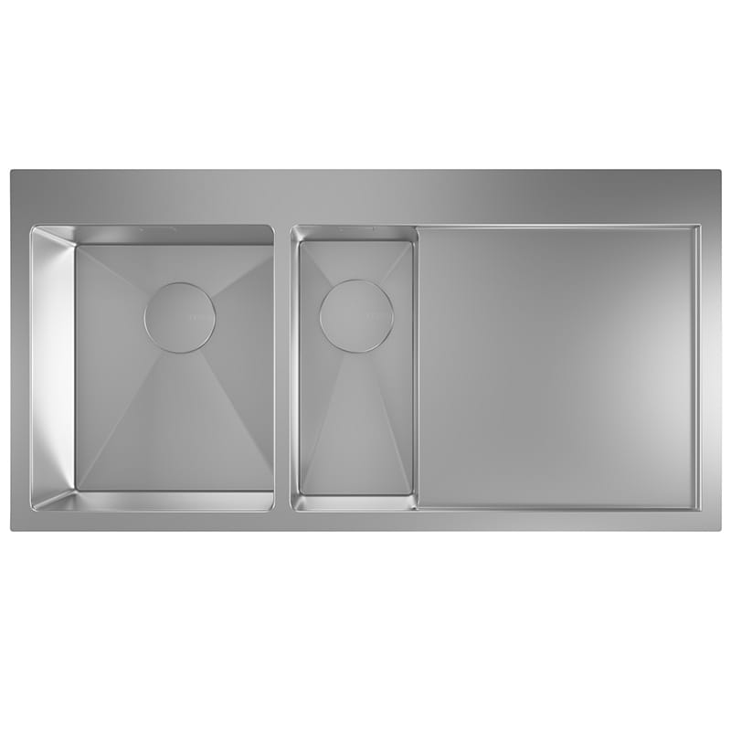 Geo 1.5 1000 BBL - 1.5 Bowl Inset Sink