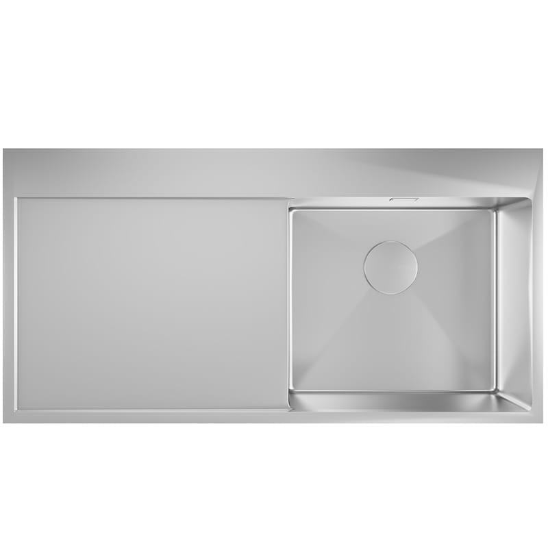 Geo 1000 BBR - Single Bowl Inset Sink