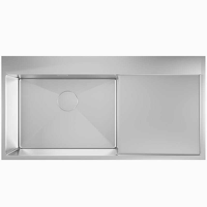 Geo XL 1000 BBL - Single Bowl Inset Sink