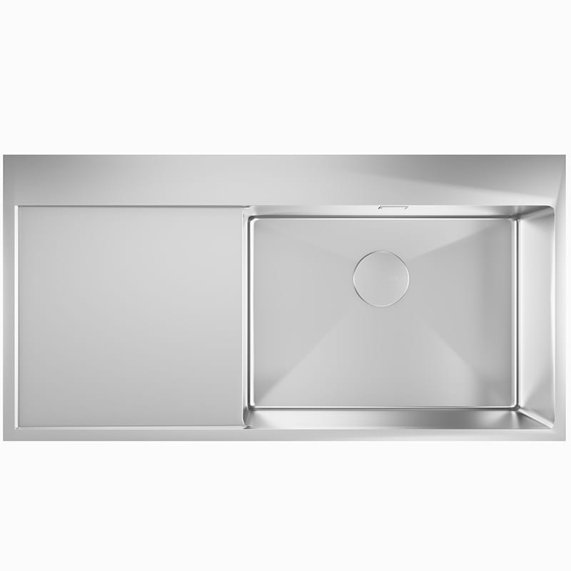 Geo XL 1000 BBR - Single Bowl Inset Sink