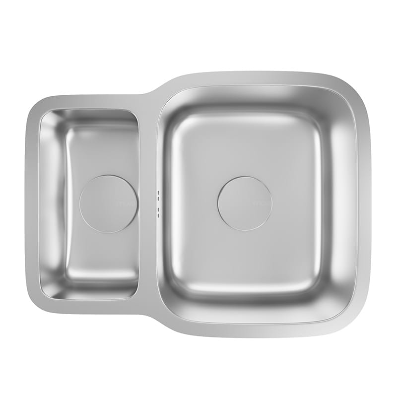 Lago 1.5  Rev - 1.5 Bowl Reversible Undermount Sink