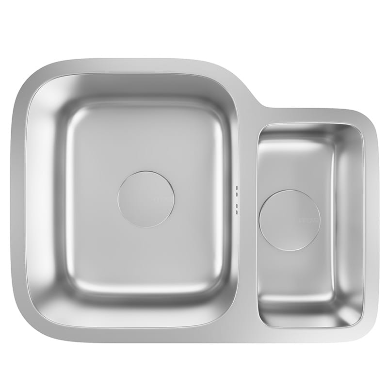 Lago 1.5 BBL - 1.5 Bowl Undermount Sink