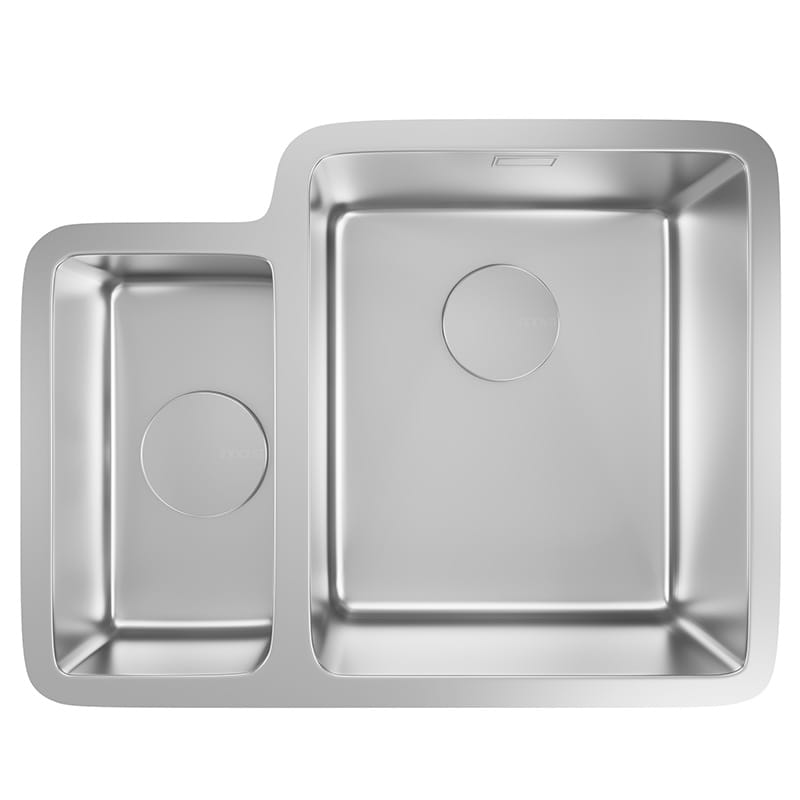 Lecco 1.5 BBR - 1.5 Bowl Undermount Sink