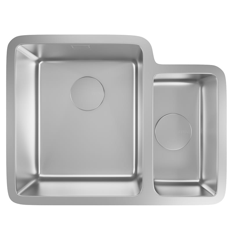 Lecco 1.5 BBL - 1.5 Bowl Undermount Sink