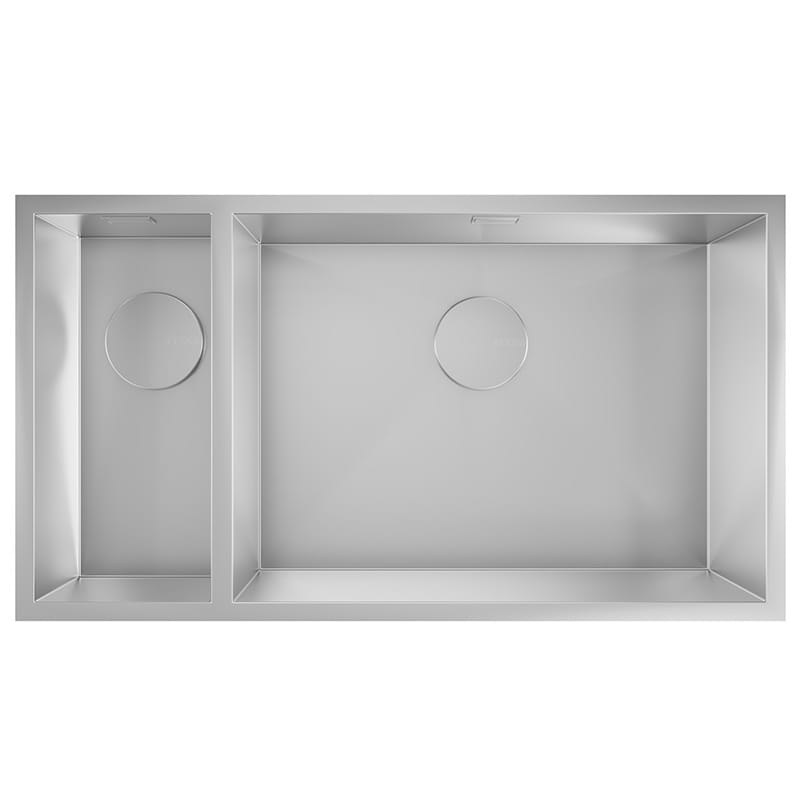 Piazza XL 1.5 BBR - 1.5 Bowl Undermount Sink
