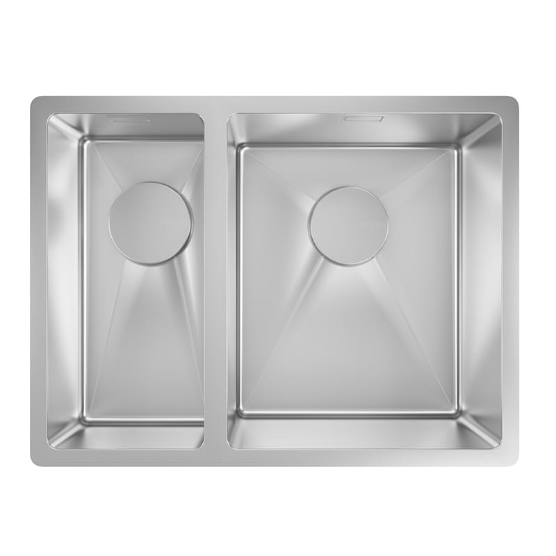 Quadra 1.5 BBR - 1.5 Bowl Undermount Sink