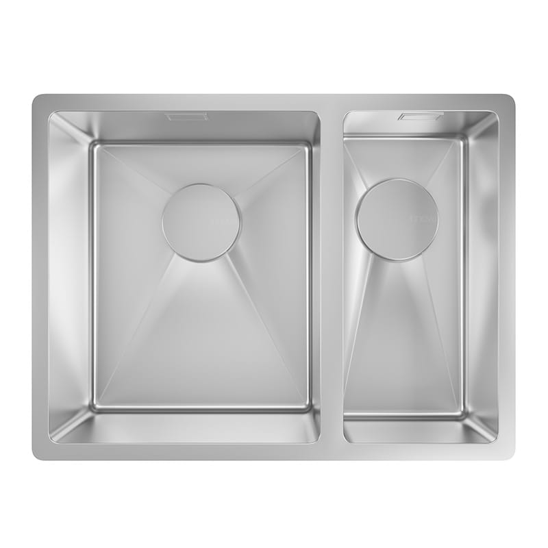 Quadra 1.5 BBL - 1.5 Bowl Undermount Sink