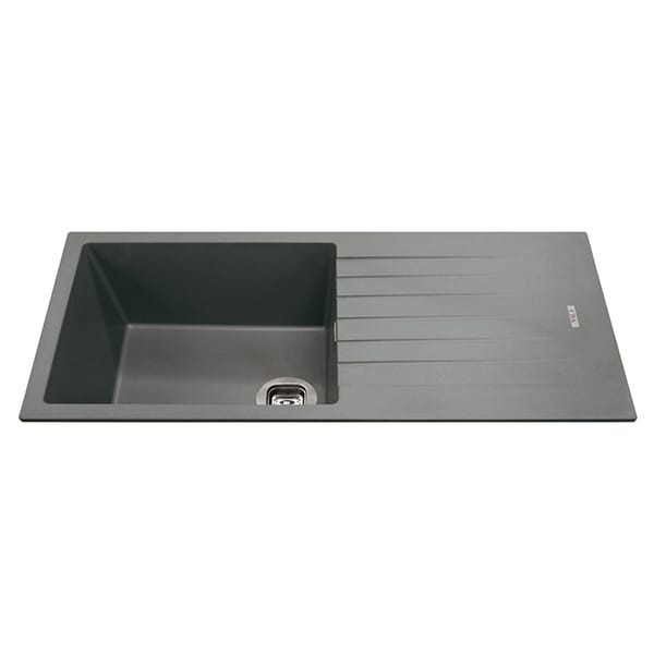 CDA - KG73GR - Composite single bowl sink