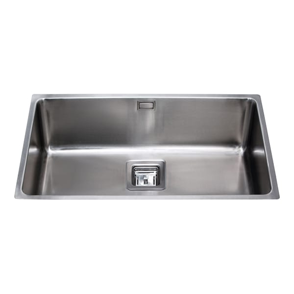 CDA - KSC25SS - Stainless steel undermount large single bowl sink