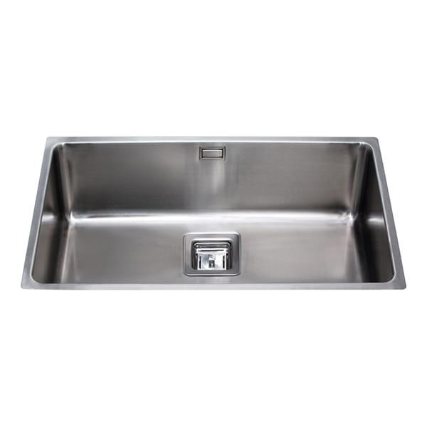 CDA - KSC25SS - Stainless steel undermount large single bowl sink