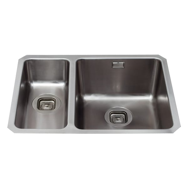 CDA - KVC35LSS - Stainless steel undermount 1.5 bowl sink