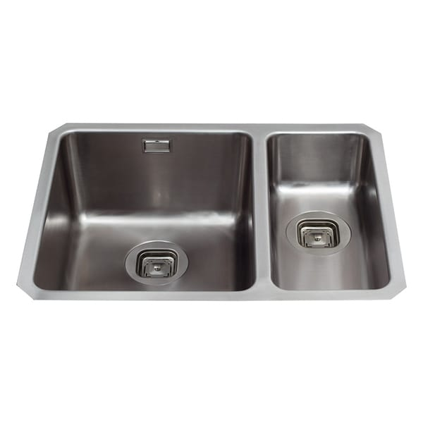 CDA - KVC35RSS - Stainless steel undermount 1.5 bowl sink